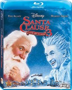 The Santa Clause 3: The Escape Clause individual Blu-ray cover art