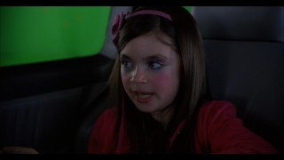 "Landry Bender makes music in the backseat of a green screen car ride in ""For Your Consideration."""