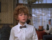 But before you know it, Johnny Whitaker is wearing a bow tie and taking your order!