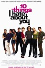Ten Things I Hate About You (1999) movie poster