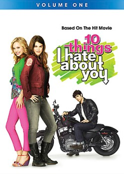 Buy Ten Things I Hate About You (TV series): Volume 1 DVD from Amazon.com