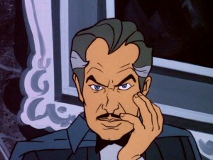 You might suspect otherwise, but Vincent VanGhoul (modeled closely after his voice, Vincent Price) is actually one of the good guys of this series.