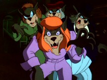 Awoo! Shaggy and Scooby meet some werewolves of the Himalayas (including a transformed Daphne) in the first episode.