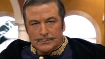Jack (Alec Baldwin) is disturbed to find that a Spanish soap opera villain, Generalissimo (also Alec Baldwin) looks just like him.