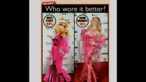 For Jenna (Jane Krakowski), any press is good press -- even unfavorable comparisons to Miss Piggy like this one!