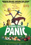 A Town Called Panic (Panique au Village) movie poster