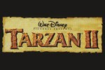 "Title logo for ""Tarzan II"", a new sequel coming to DVD Summer 2005."