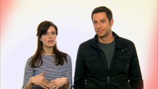 "Mandy Moore and Zachary Levi, the voices of Rapunzel and Flynn, host the charming featurette ""Untangled: The Making of a Fairy Tale."""