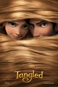 Disney's Tangled movie poster