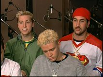 "'N Sync discusses ""Trashin' the Camp"""