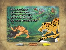 Tarzan Read-Along