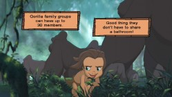 "The ""Tarzan's Matter-of-Facts"" subtitle aspires to both wit and wisdom."