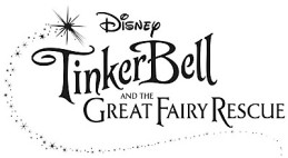 Tinker Bell and the Great Fairy Rescue title logo
