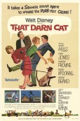 """That Darn Cat!"" movie poster"