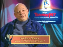 Wallace Shawn talks about creator Gary Baseman