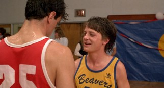 The championship game finale allows a clearer look at Michael J. Fox as Scott inevitably chooses not to wolf up against the Dragons.