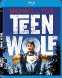 Teen Wolf Blu-ray Disc cover art -- click to buy from Amazon.com