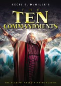 Ten Commandments 2011 DVD cover art -- click to buy from Amazon.com