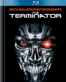 The Terminator: Limited Edition Blu-ray Book cover art -- click to buy from Amazon.com
