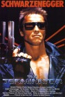 The Terminator (1984) movie poster
