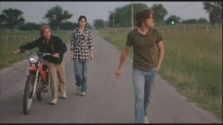 When Tex goes for a frustrated strut, Johnny and Jamie aren't far behind.