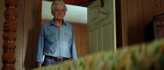 With the Choats momentarily away on a legal matter, Abner (Hal Holbrook) is delighted to get reacquainted with his old home.