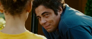 Jerry (Benicio Del Toro) says goodbye and now everyone is sad to see him go.
