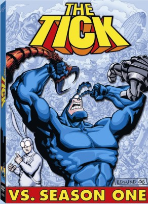 Buy The Tick: Season One from Amazon.com