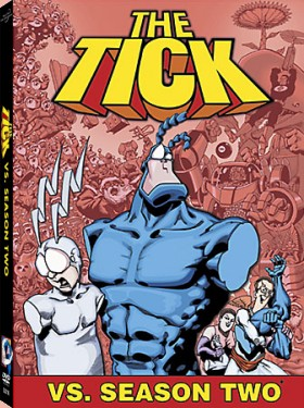 Buy The Tick: Season Two from Amazon.com
