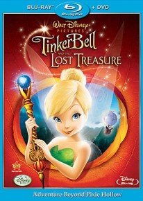Buy Tinker Bell and the Lost Treasure: Blu-ray/DVD Combo from Amazon.com