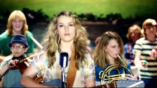 "Bridgit Mendler, the latest Disney Channel crossover star, evidently believes the children are our future, thus teaching them well if not exactly letting them lead the way in her ""How to Believe"" music video."