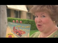 "Stacia Martin shows off her favorite version of ""Jing-a-Ling"", from the Golden Books record."