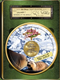 Buy Walt Disney's Legacy Collection: True-Life Adventures, Volume 1 - Wonders of the World on DVD