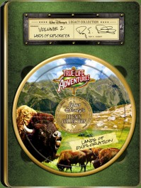 Buy Walt Disney's Legacy Collection: True-Life Adventures, Volume 2 - Lands of Exploration on DVD