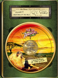 Buy Walt Disney's Legacy Collection: True-Life Adventures, Volume 3 - Creatures of the Wild on DVD