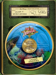 Buy Walt Disney's Legacy Collection: True-Life Adventures, Volume 4 - Nature's Mysteries on DVD