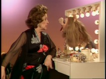 Miss Piggy tries to one-up Ethel Merman in her spirited medley.