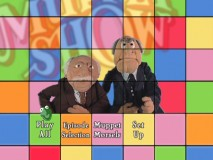 Statler and Waldorf bring their sarcastic negativity to the Main Menu.