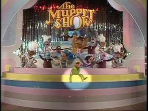 "It's time to get things started / on the most sensational, inspirational, celebrational, Muppetational / This is what we call ""The Muppet Show""!"