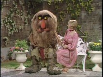 Sandy Duncan finds the beauty inside Sweetums.