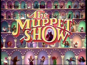 "A sax-wielding Gonzo appears in front of dozens of Muppets in the impressive opening title sequence for the second season of ""The Muppet Show."" It's still the most sensational, inspirational, celebrational, Muppetational -- this is what we call The Muppet Show!"