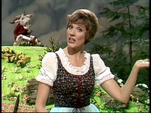 "Julie Andrews performs ""The Lonely Goatherd"", a song from one of her two most famous movie musical roles."
