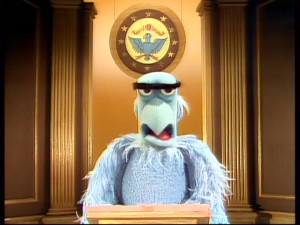 In this Season 2 editorial, Sam the Eagle has something important and surely decent to say.