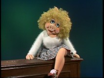 As Miss Piggy gets more screentime in Season 3, so does her rival: Annie Sue.