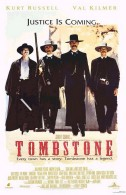 Tombstone (1993) movie poster