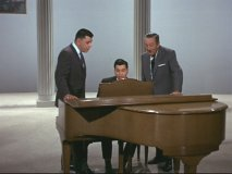 "The Sherman Brothers and Walt sing ""There's a Great Big Beautiful Tomorrow"""