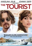 The Tourist DVD cover art -- click to buy from Amazon.com