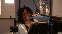 "Whoopi Goldberg is one of several big name stars joining the cast in ""Toy Story 3"", whose new characters are introduced in this sneak peek."