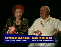 "A conversation between Estelle Harris and Don Rickles is bound to be fun. We get just a snippet of one in the ""Cast of Characters"" featurette."