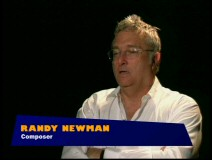 "One of the most important names in Toy Storydom, Randy Newman is on hand to discuss the Oscar-nominated ""When She Loved Me."""